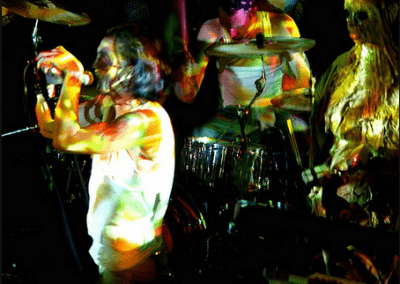 w/ Ohgr in Albuquerque NM - 2008