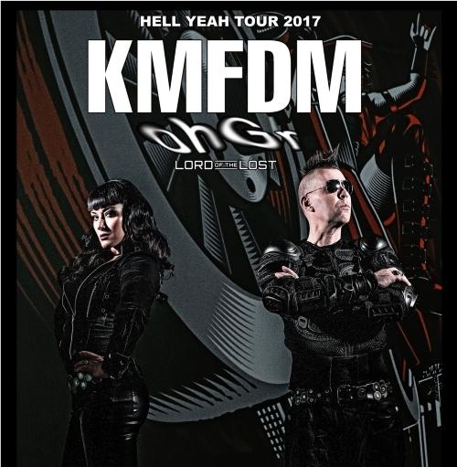 Ohgr Tour Dates for Fall 2017