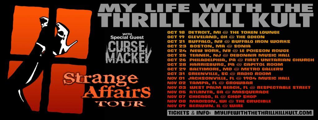 TKK U.S. Tour Dates Fall 2019